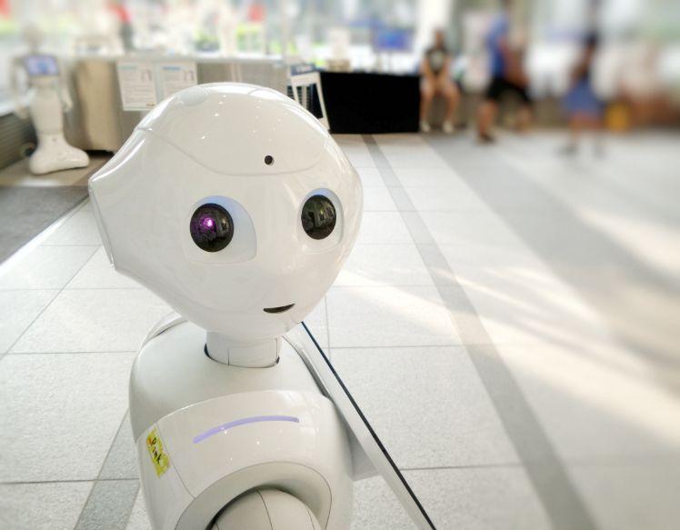 robot-technologie-de-santé